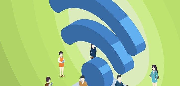 Met Managed Wifi werk je zorgelozer